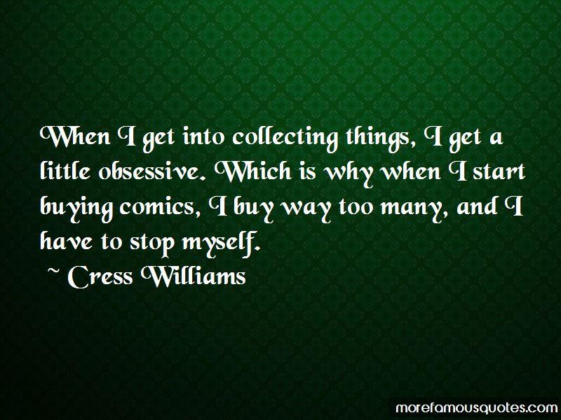 Cress Williams Quotes Pictures 3