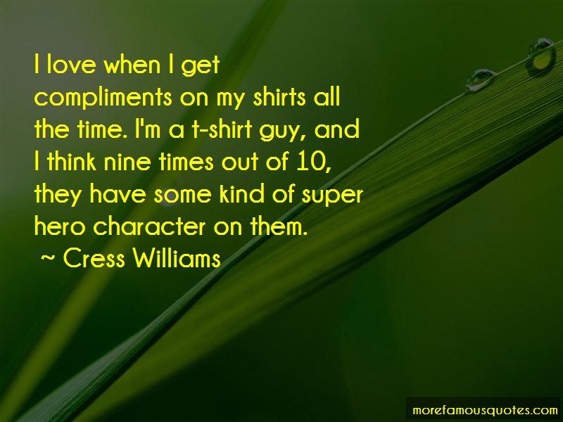 Cress Williams Quotes Pictures 4