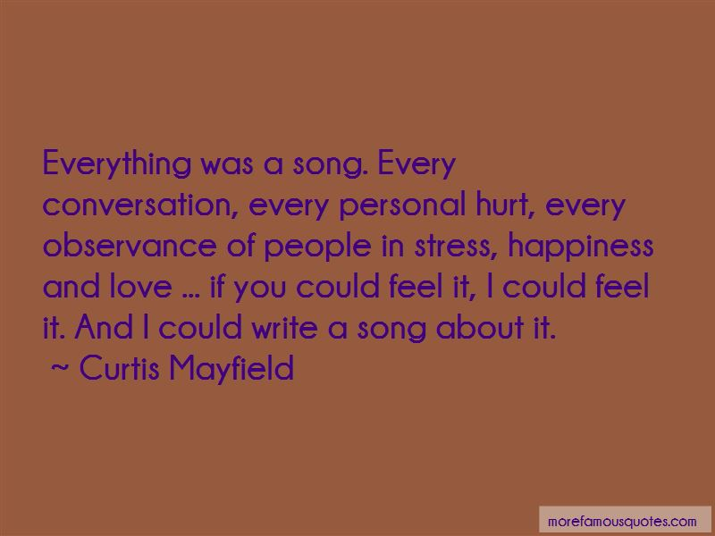 Curtis Mayfield Quotes Pictures 4