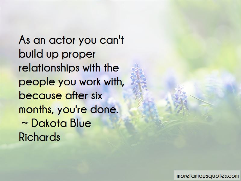 Dakota Blue Richards Quotes Pictures 3