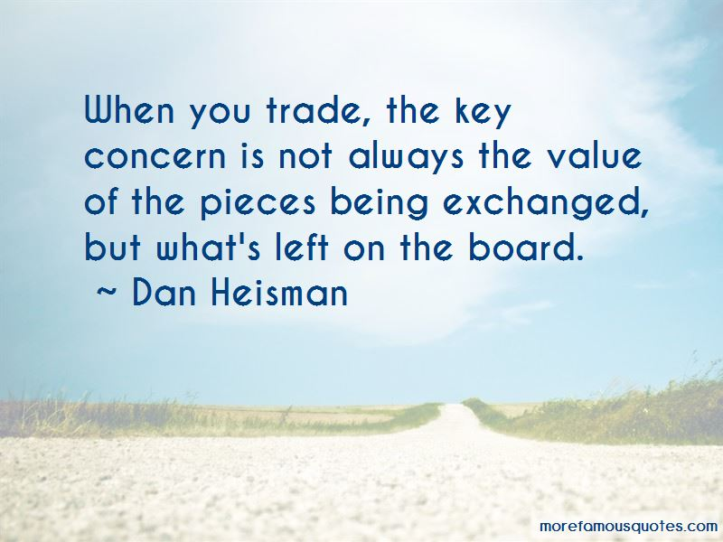 Dan Heisman Quotes Pictures 2