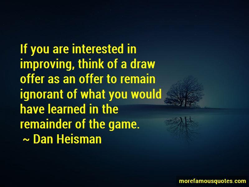 Dan Heisman Quotes Pictures 4