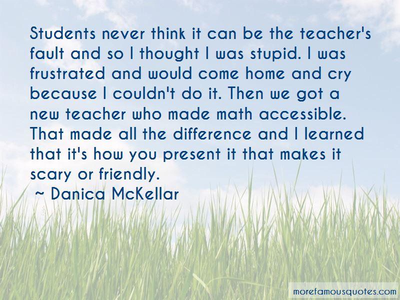 Danica McKellar Quotes Pictures 2
