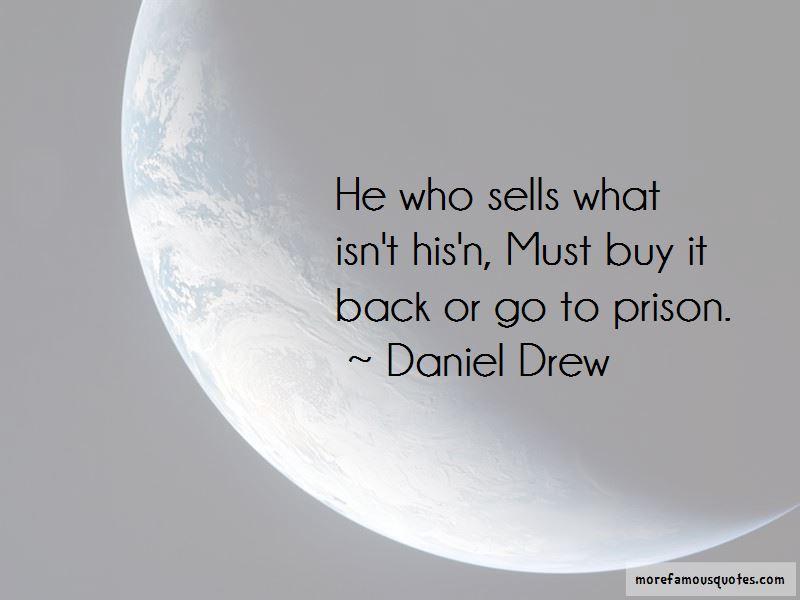 Daniel Drew Quotes Pictures 2