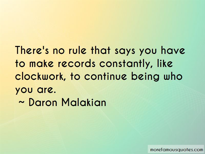 Daron Malakian Quotes Pictures 2