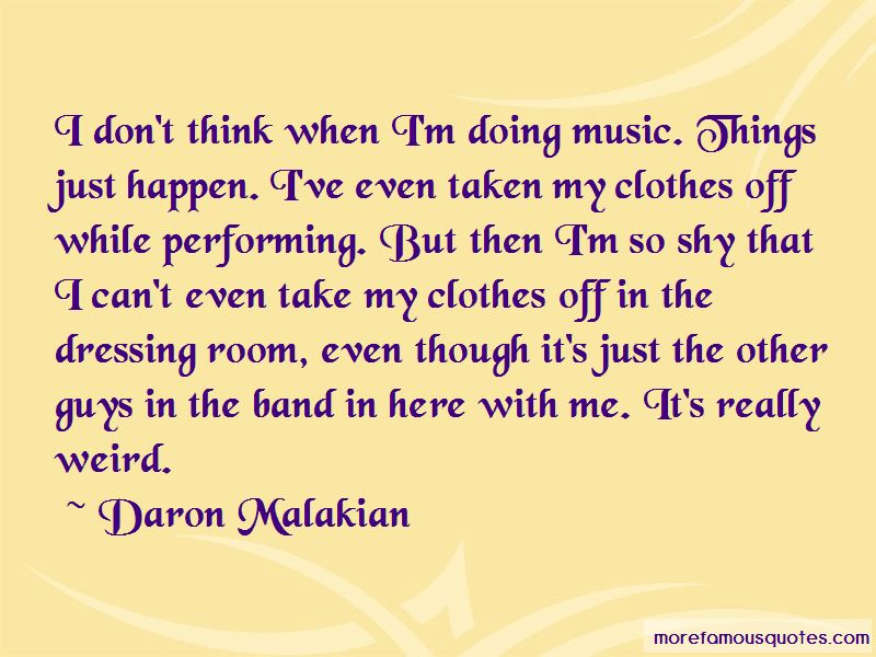 Daron Malakian Quotes Pictures 4