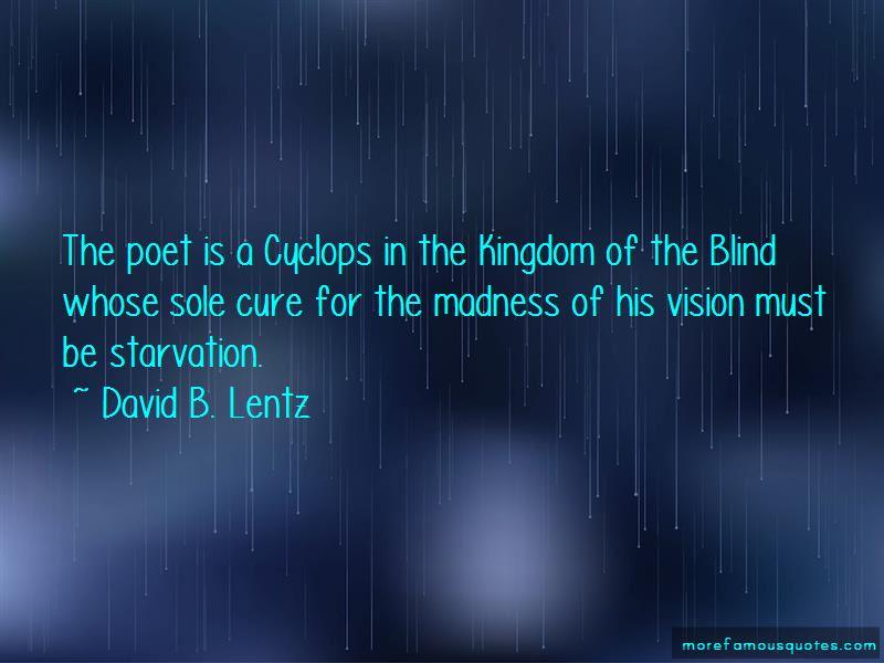 David B. Lentz Quotes