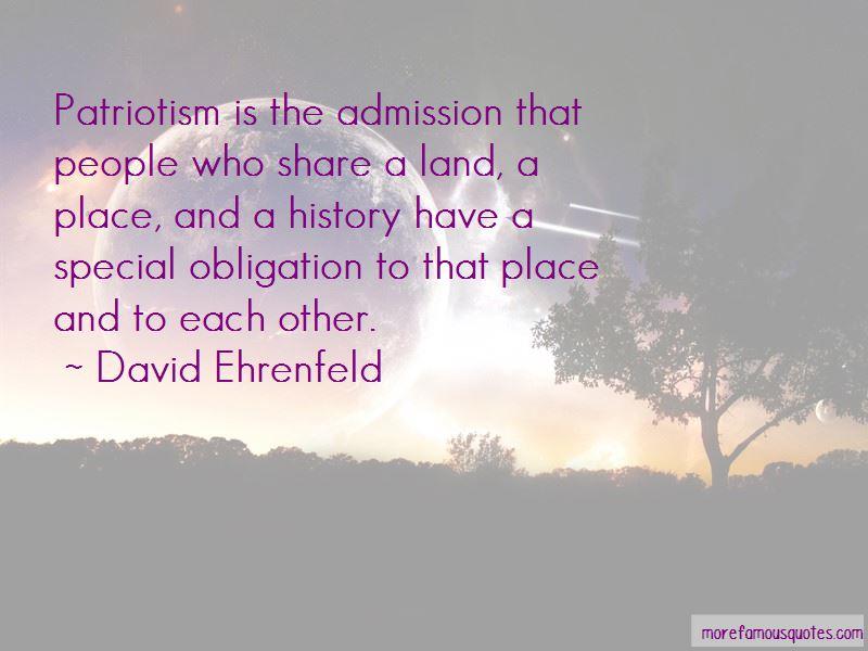 David Ehrenfeld Quotes Pictures 4