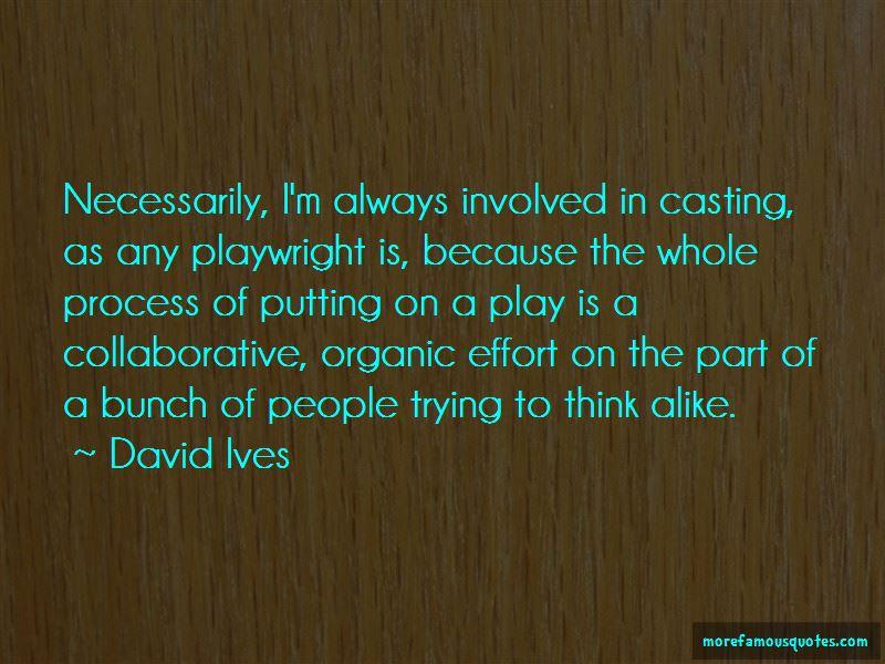 David Ives Quotes