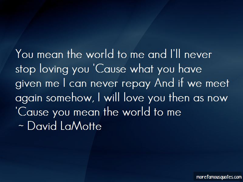 David LaMotte Quotes Pictures 2