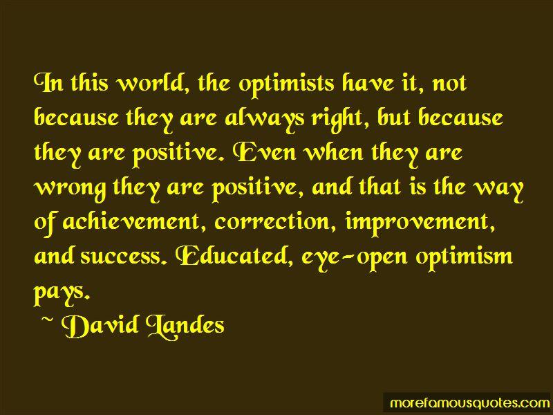 David Landes Quotes Pictures 2