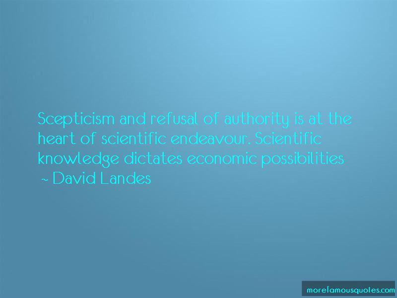 David Landes Quotes Pictures 3