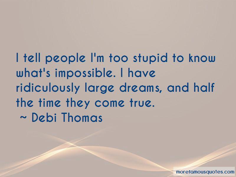 Debi Thomas Quotes Pictures 4