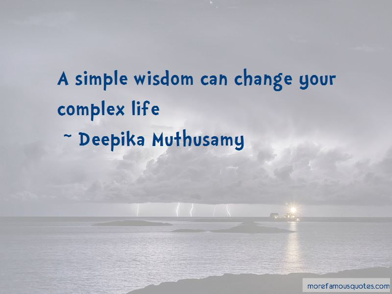 Deepika Muthusamy Quotes Pictures 2