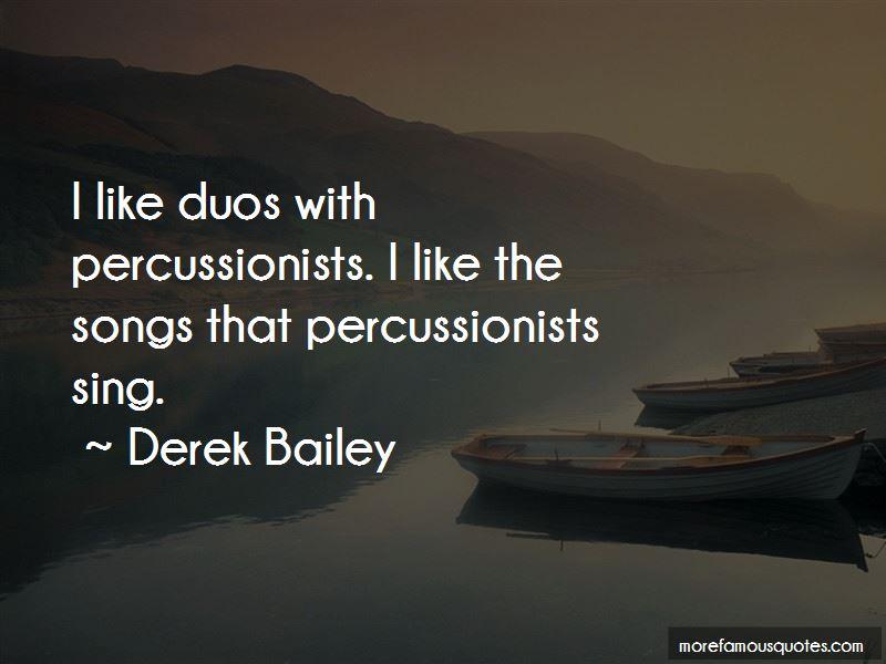 Derek Bailey Quotes Pictures 3