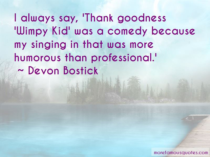 Devon Bostick Quotes Pictures 4