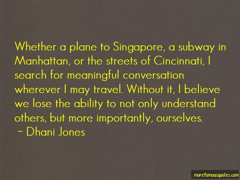 Dhani Jones Quotes Pictures 3