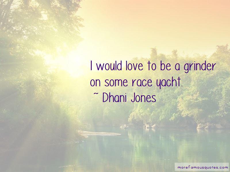 Dhani Jones Quotes