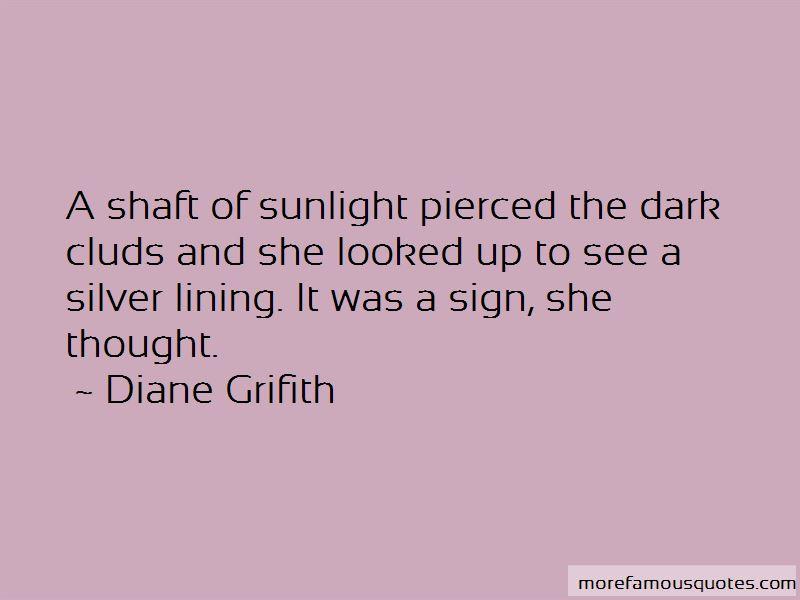 Diane Grifith Quotes