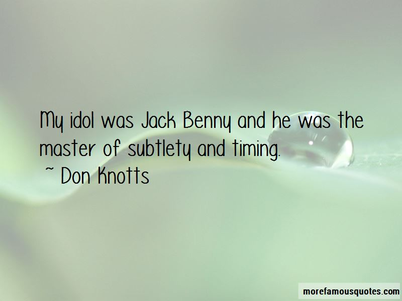 Don Knotts Quotes Pictures 4