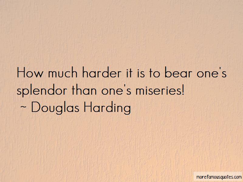 Douglas Harding Quotes Pictures 4