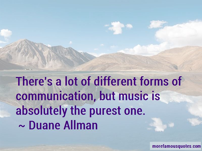 Duane Allman Quotes Pictures 2