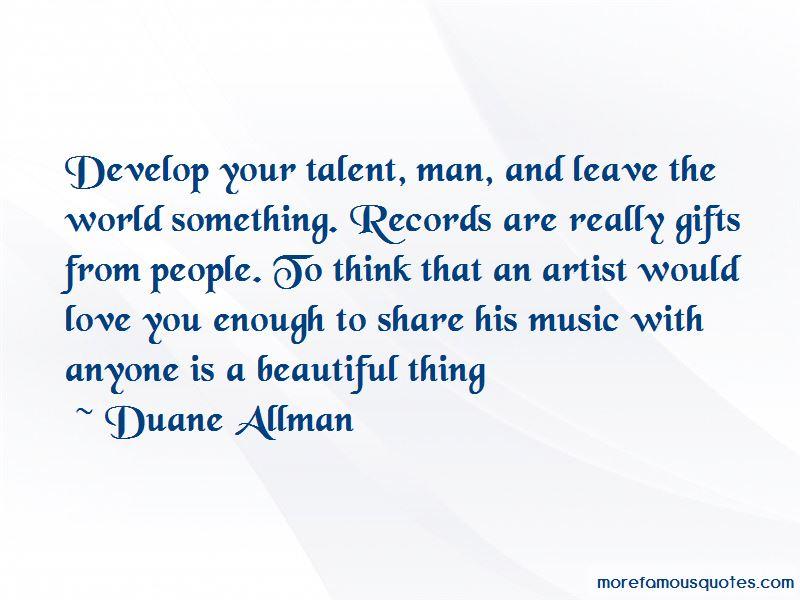 Duane Allman Quotes