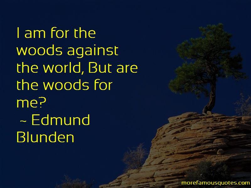 Edmund Blunden Quotes Pictures 2