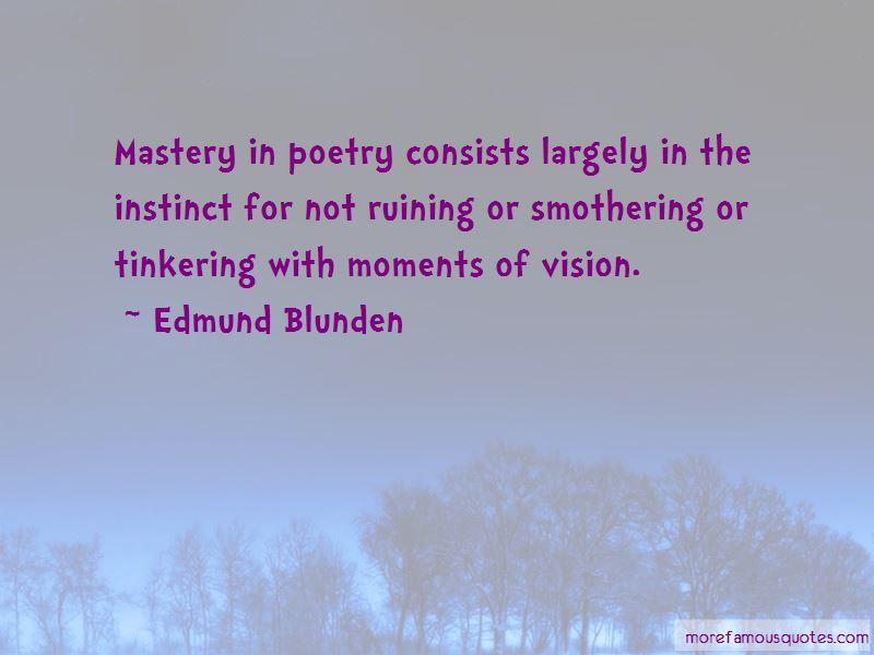 Edmund Blunden Quotes Pictures 3