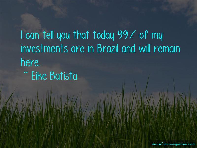 Eike Batista Quotes Pictures 2