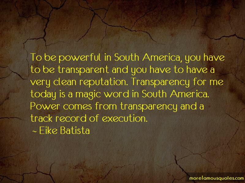 Eike Batista Quotes
