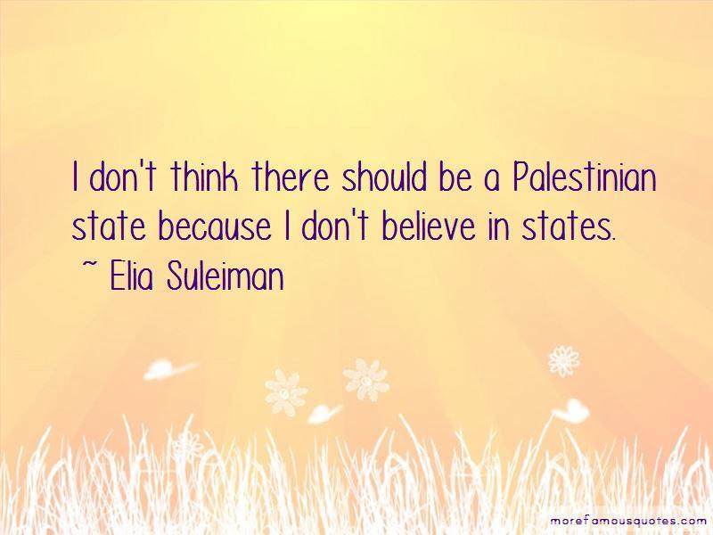 Elia Suleiman Quotes Pictures 3