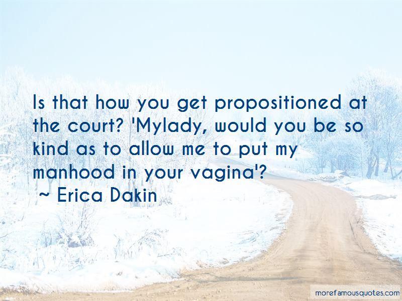 Erica Dakin Quotes Pictures 2