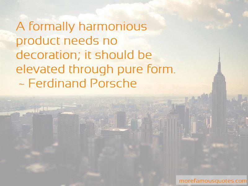 Ferdinand Porsche Quotes Pictures 2