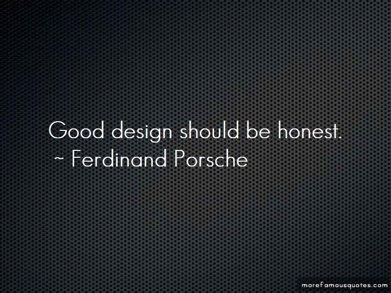 Ferdinand Porsche Quotes Pictures 4