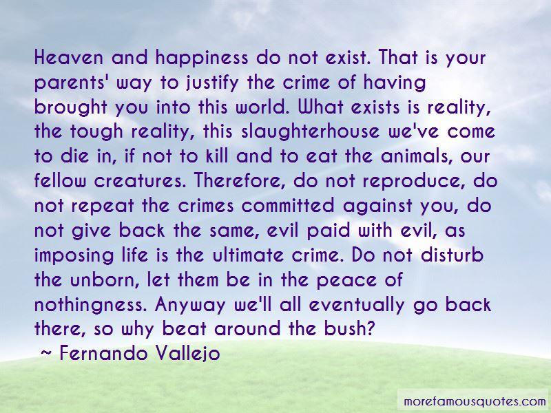 Fernando Vallejo Quotes