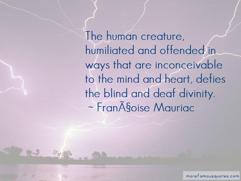 Françoise Mauriac Quotes