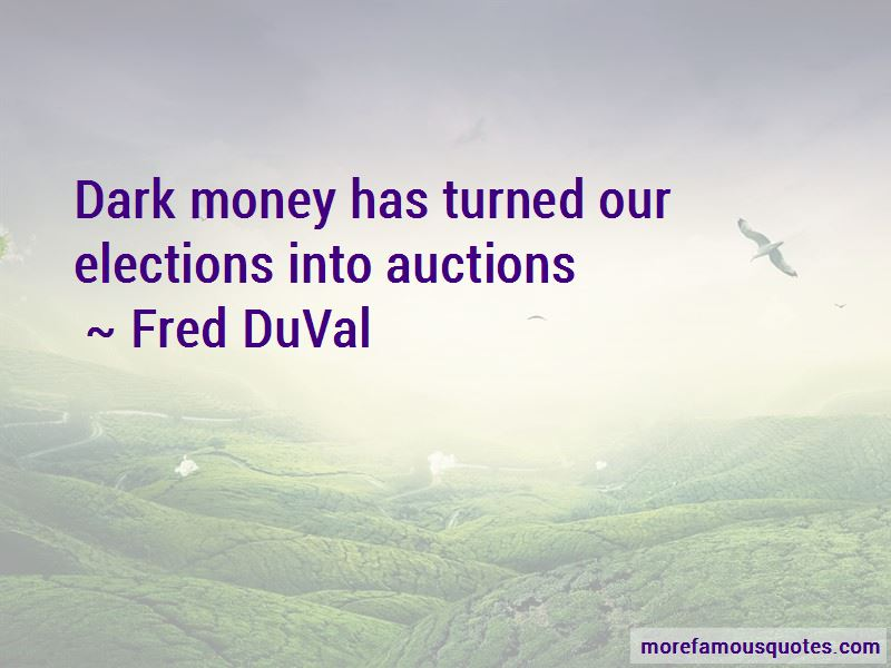 Fred DuVal Quotes