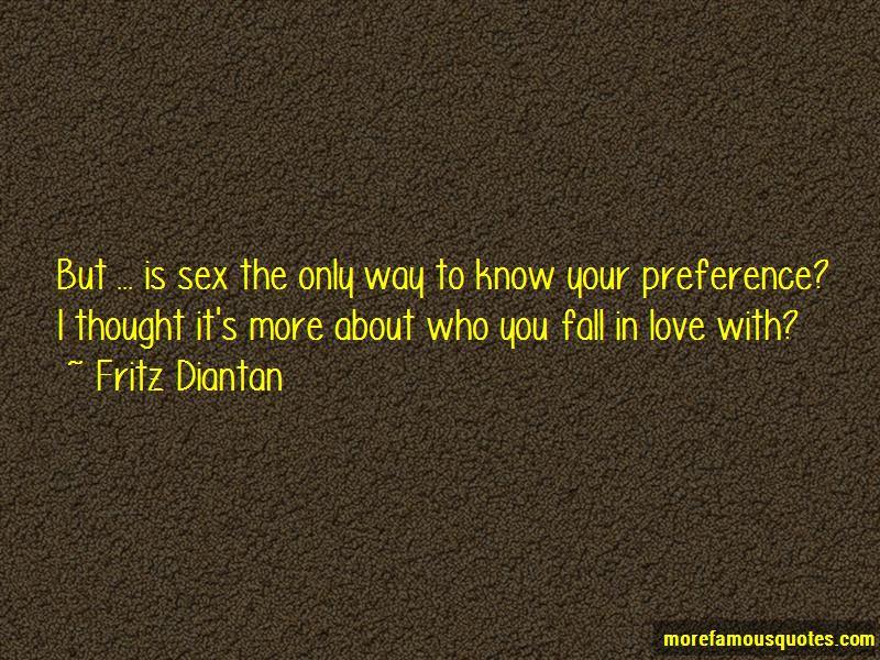 Fritz Diantan Quotes Pictures 2