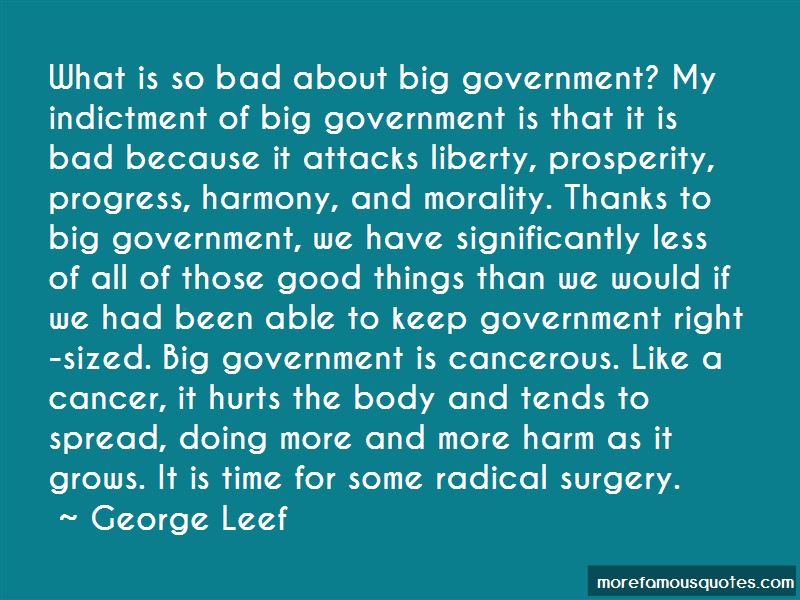 George Leef Quotes Pictures 4