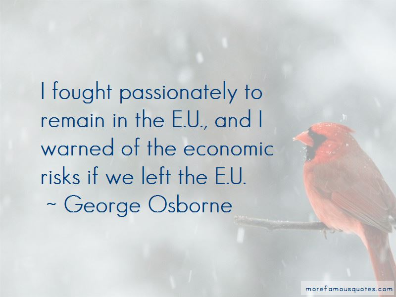 George Osborne Quotes Pictures 3