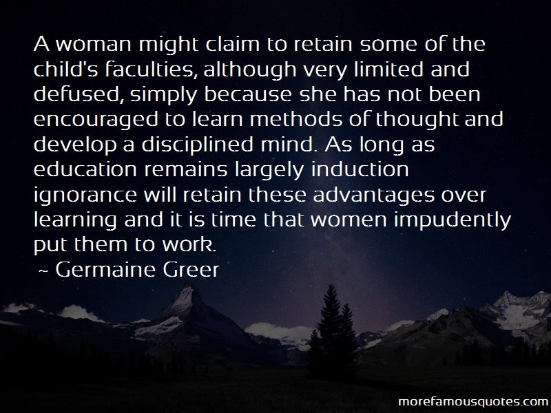 Germaine Greer Quotes Pictures 2