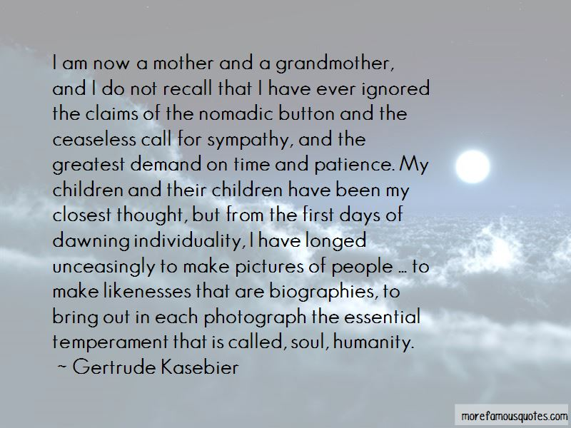 Gertrude Kasebier Quotes Pictures 2