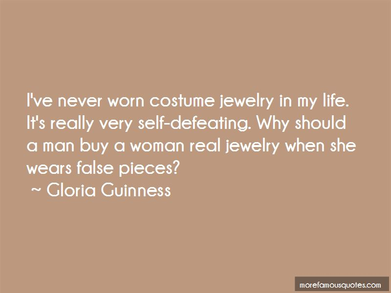 Gloria Guinness Quotes Pictures 3