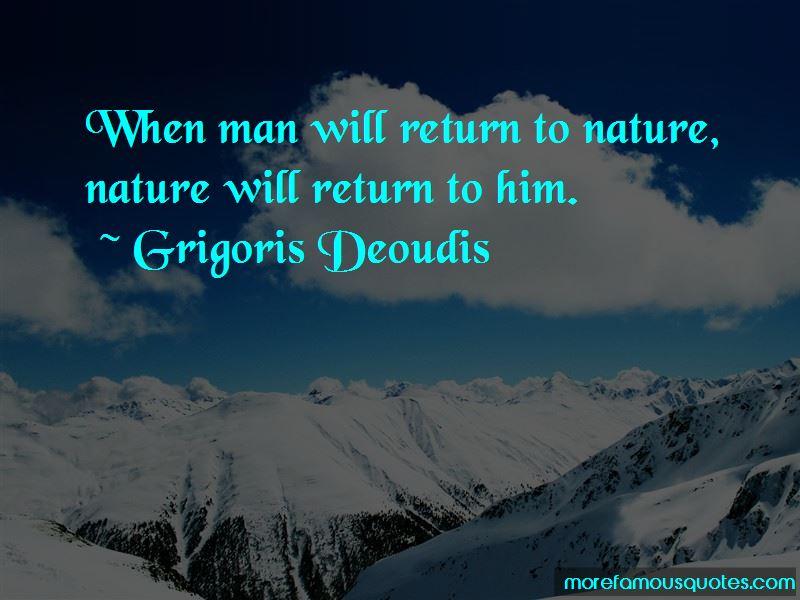 Grigoris Deoudis Quotes