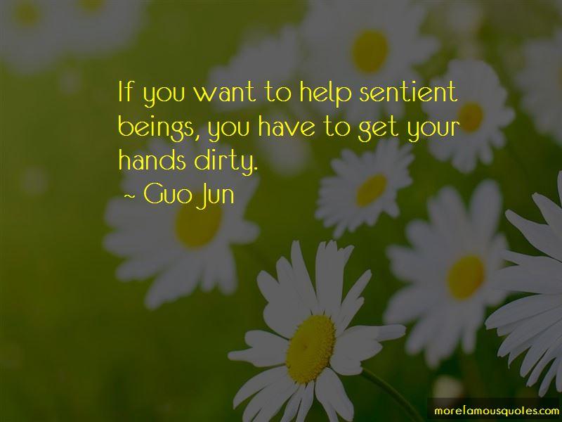 Guo Jun Quotes Pictures 3