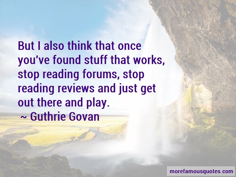 Guthrie Govan Quotes Pictures 3