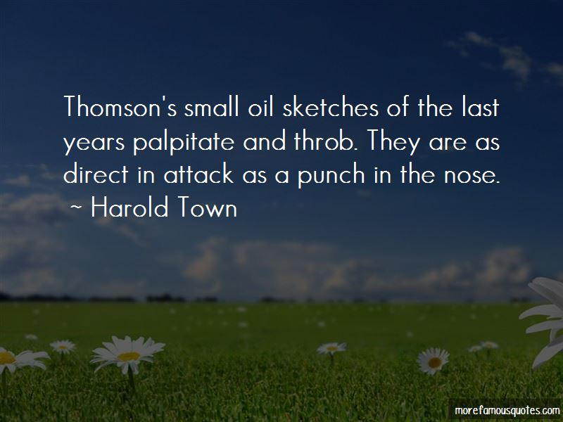 Harold Town Quotes Pictures 3