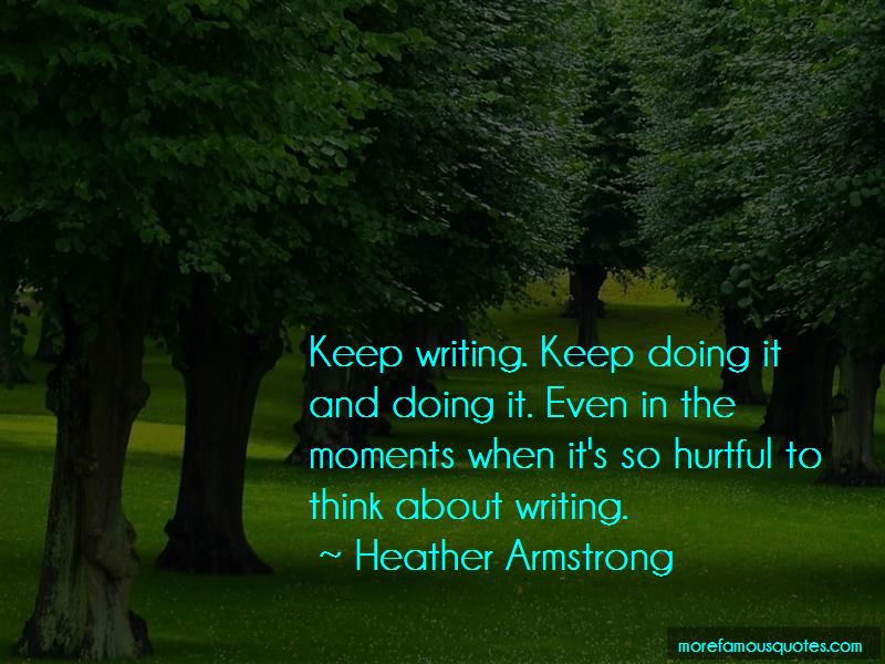 Heather Armstrong Quotes Pictures 2