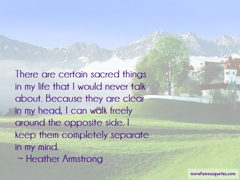 Heather Armstrong Quotes